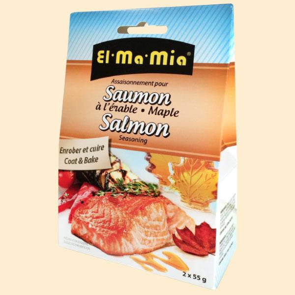 Enrobage pour Saumon